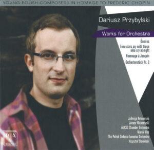 Dariusz Przybylski - cover