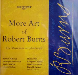 More Art of Robert Burns - cover
