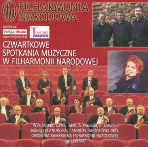 CZwartkowe Spotkania – cover