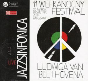 JazzSinfonica – cover